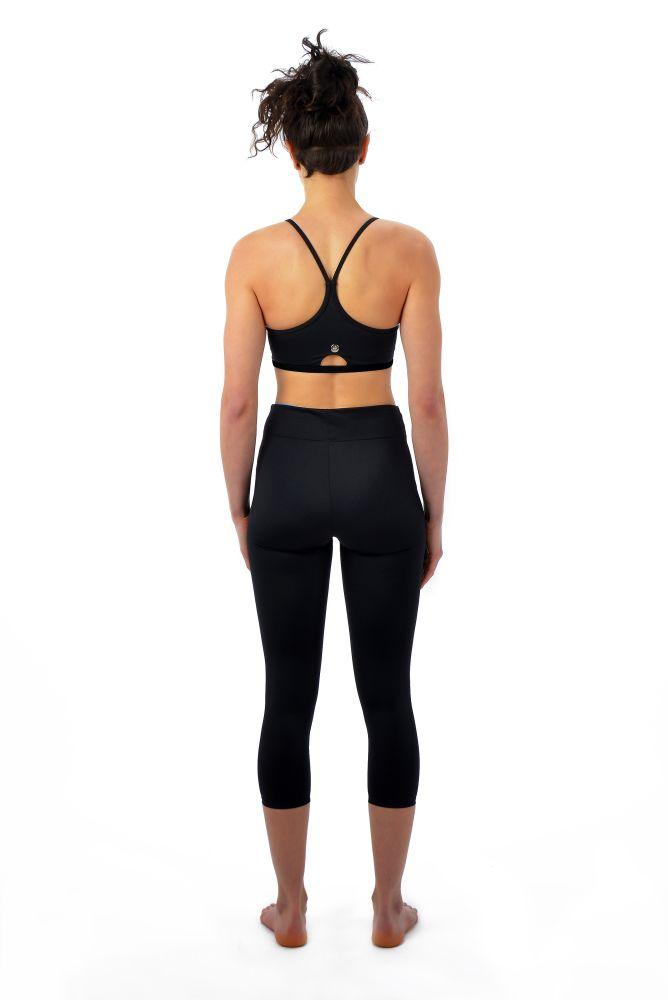 Gina Black Sports Legging-RubyMoon-MAMOQ