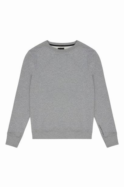 """Human Kind"" Classic Sweatshirt-Riley Studio-MAMOQ"