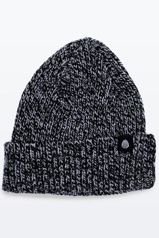 Humbug Color British Wool Everyday Trail Beanie-The Level Collective-MAMOQ