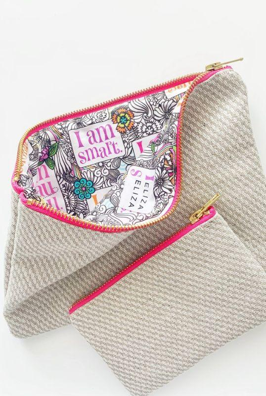 I am Me Hays Hemp-Cotton Purse-Eliza Eliza-MAMOQ