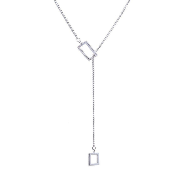Koti Slip Through Fairmined Silver Necklace-ANUKA Jewellery-MAMOQ