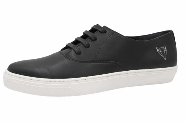Laika Sneakers Black-Independent Fox-MAMOQ