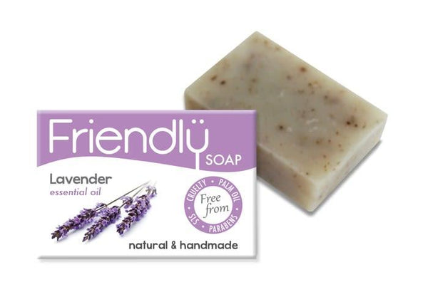 Lavender Soap-Friendly Soap-MAMOQ