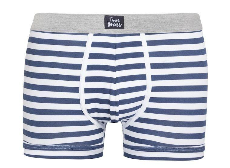 Little Lion Blue Striped Brief-True Boxers-MAMOQ