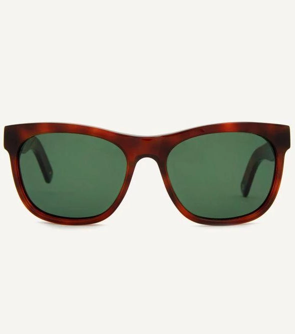 Los Angeles Brown Havana Unisex Sunglasses-Dick Moby-MAMOQ