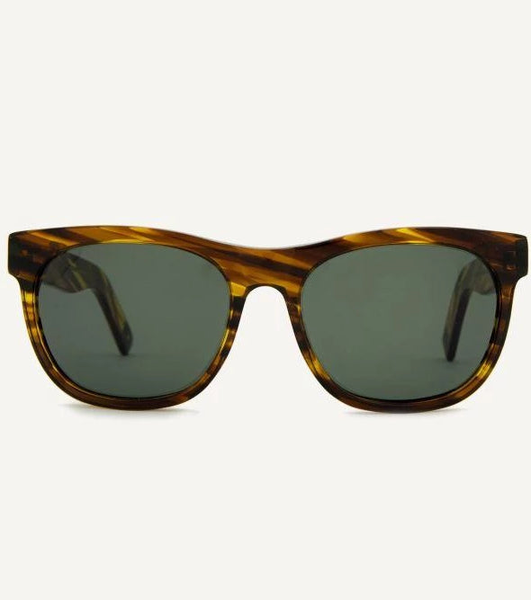 Los Angeles Yellow Grass Unisex Sunglasses-Dick Moby-MAMOQ