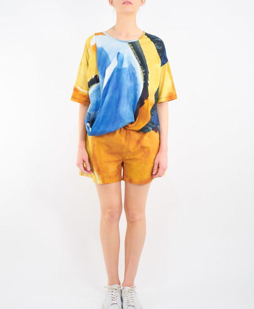 Man Ray Sunset Shorts-Cor-MAMOQ