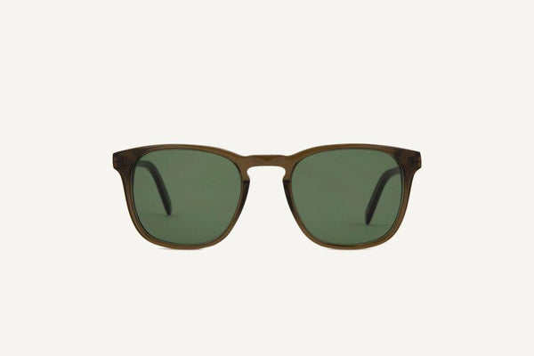 Marseille Mocca Unisex Sunglasses-Dick Moby-MAMOQ