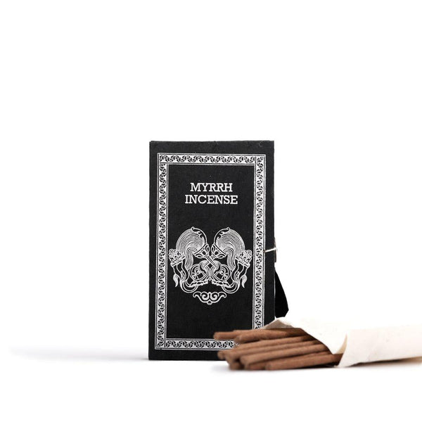 Myrrh Natural Tibetan Incense-Tale Of The Future-MAMOQ
