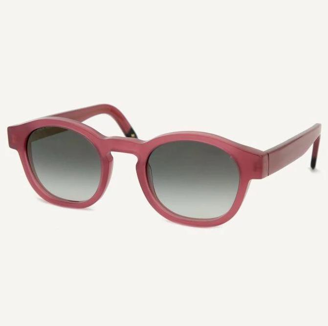 New Orleans Plum Unisex Sunglasses-Dick Moby-MAMOQ