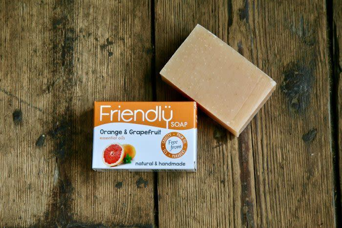 Orange & Grapefruit Soap-Friendly Soap-MAMOQ