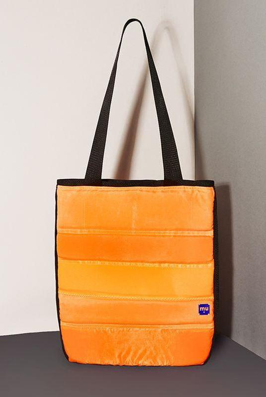 Orange Tote-Makers Unite-MAMOQ