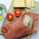 Organic Cotton Beeswax Bread Wrap-BeeBee Wraps-MAMOQ