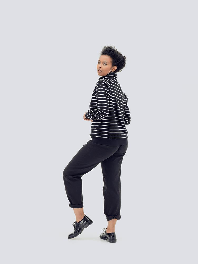 Organic Cotton Jumper-Zola Amour-MAMOQ
