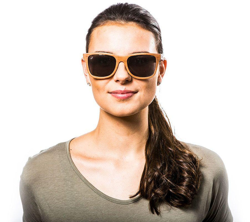 Petrel Wood Limited Edition Unisex Sunglasses-Bird Sunglasses-MAMOQ