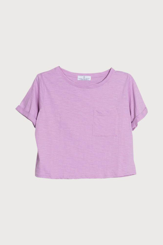 Poppy Pink Top-Know The Origin-MAMOQ