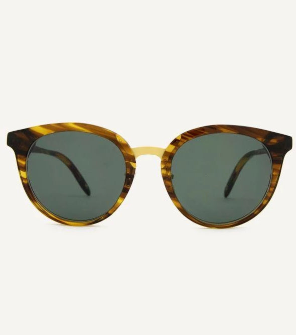 Puerto Plata Yellow Grass Sunglasses-Dick Moby-MAMOQ