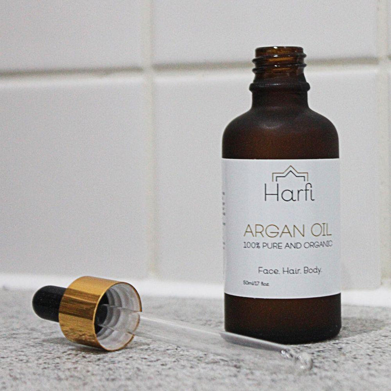 Pure and Organic Argan Oil-Harfi-MAMOQ