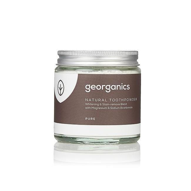 Pure Natural Toothpowder-Georganics-MAMOQ