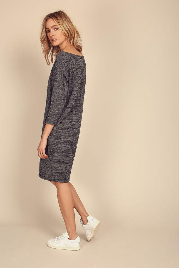 Qikeng sweat dress-VILDNIS-MAMOQ