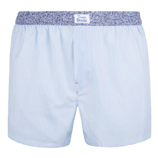 Reload Blue Cotton Boxers-True Boxers-MAMOQ