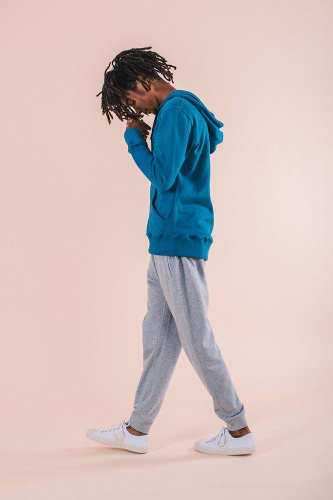 Revi Blue Hoodie-Know The Origin-MAMOQ