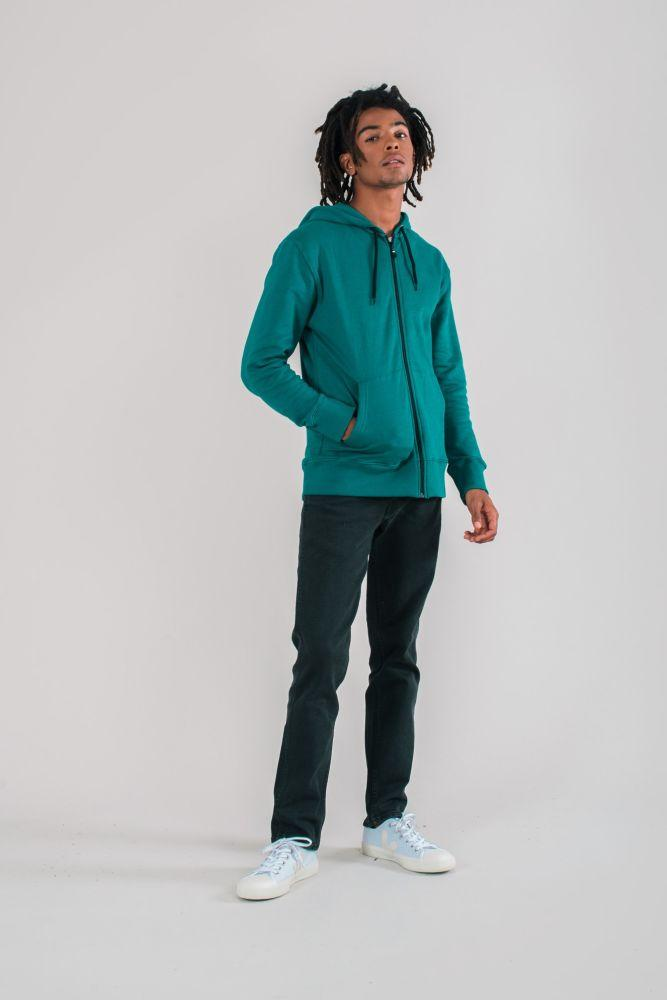Revi Green Hoodie-Know The Origin-MAMOQ