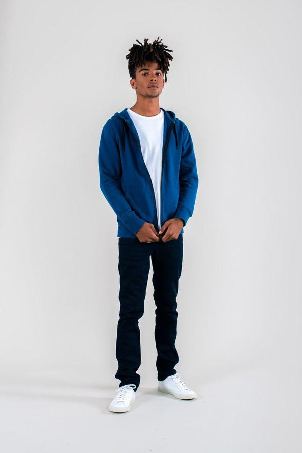 Revi Navy Hoodie-Know The Origin-MAMOQ