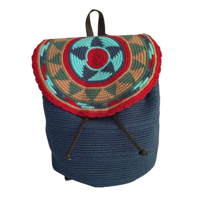 Samaná Backpack-Untold Treasures-MAMOQ