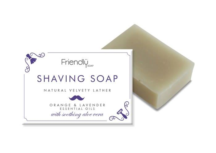 Shaving Soap-Friendly Soap-MAMOQ