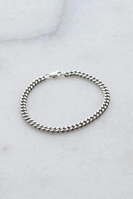 Simple chain bracelet-Mélanie Pigeaud-MAMOQ