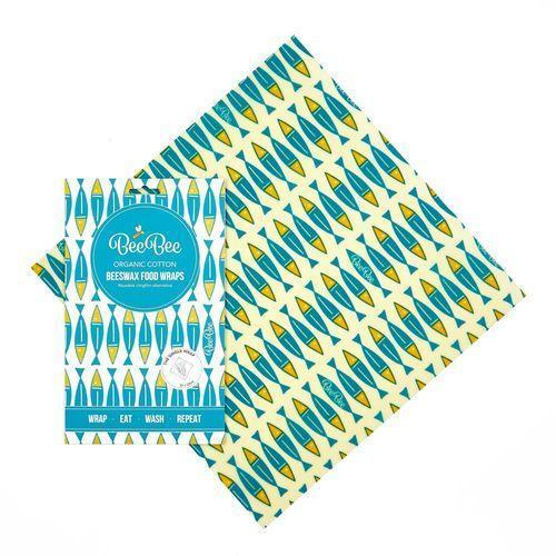 Single Wrap Beeswax Wrap-BeeBee Wraps-MAMOQ