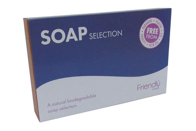 Soap Selection-Selections-Friendly Soap-MAMOQ