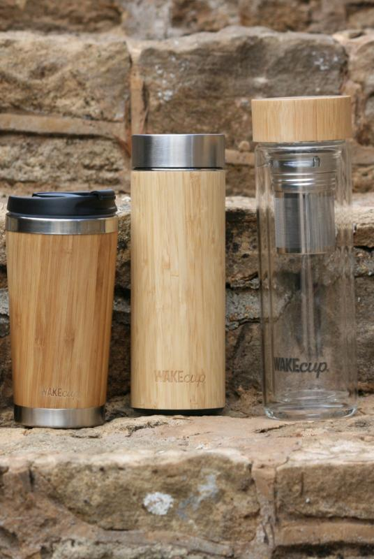 Special Bundle: Coffee Cup, Travel Mug, Water Bottle & Tea Infuser-WAKEcup-MAMOQ