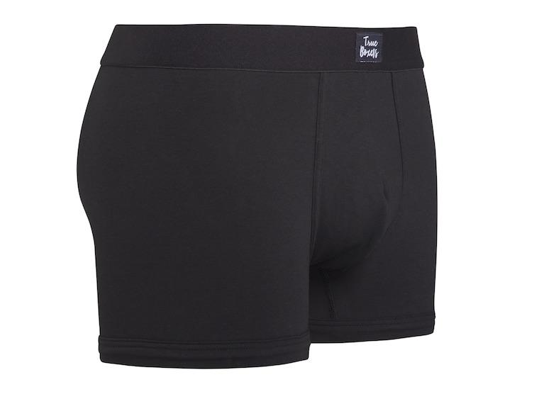 Statement Black Brief-True Boxers-MAMOQ