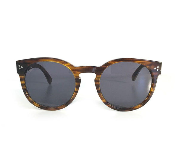 Sunda Caramel Sunglasses-Bird Sunglasses-MAMOQ