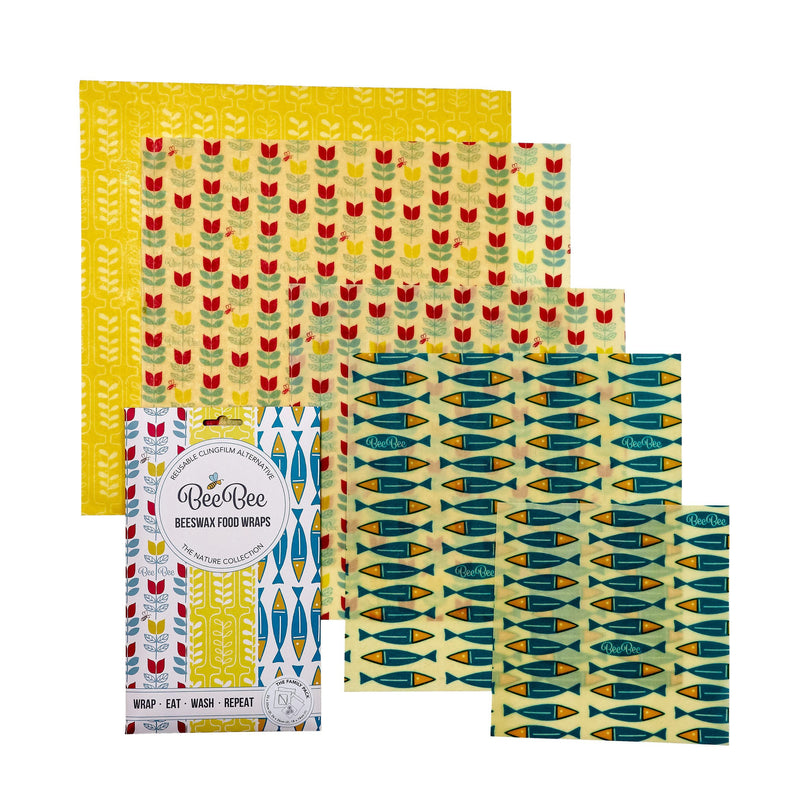 The Perfect Pair-Beeswax Wraps-BeeBee Wraps-MAMOQ
