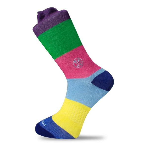 The Statement Bamboo Sock-Stand4 Socks-MAMOQ