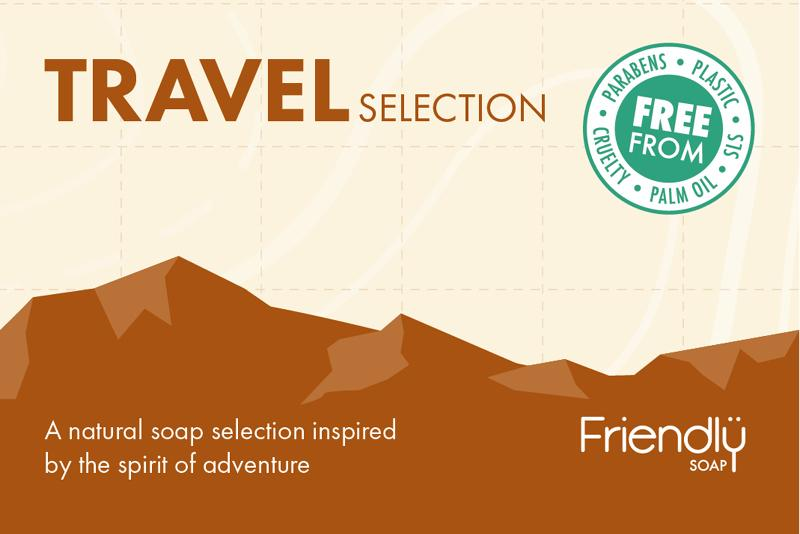 Travel Selection-Selections-Friendly Soap-MAMOQ