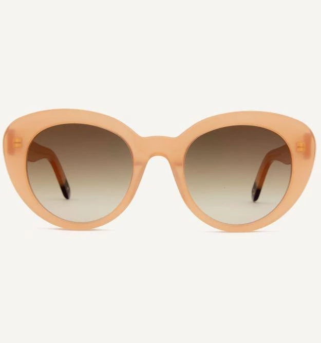 Valencia Red Wood Sunglasses-Dick Moby-MAMOQ