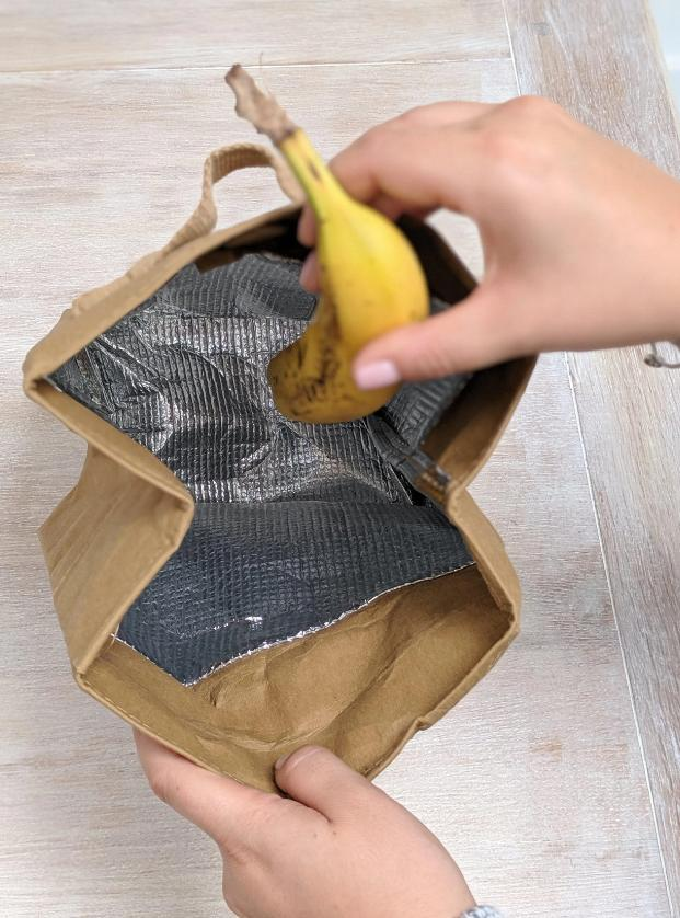 WAKEcup Brown Paper Bag Finish Eco-Friendly Lunch Bag-WAKEcup-MAMOQ