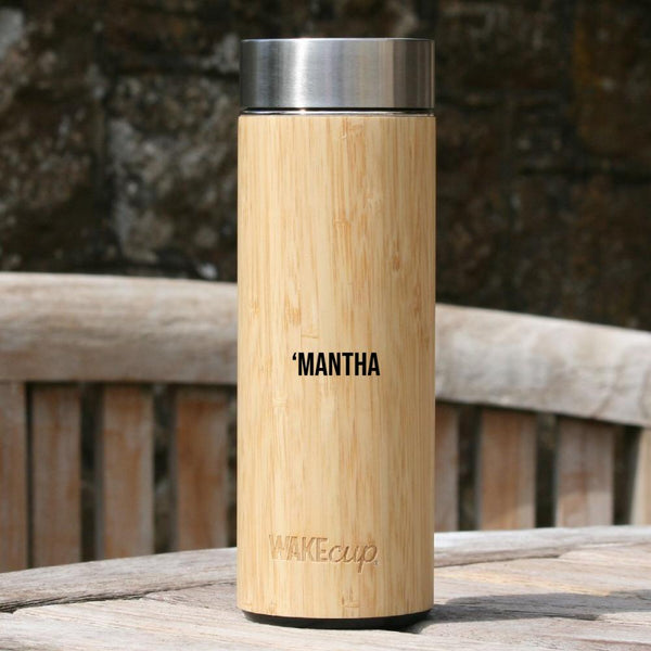 WAKEcup Water Bottle-WAKEcup-MAMOQ