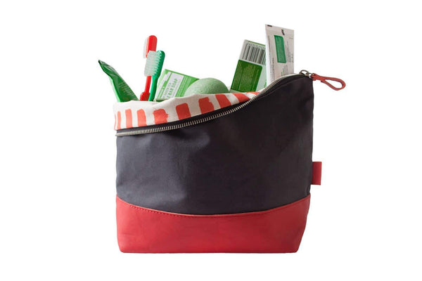 Washbagc 1 Red Wash Bag-Semura-MAMOQ