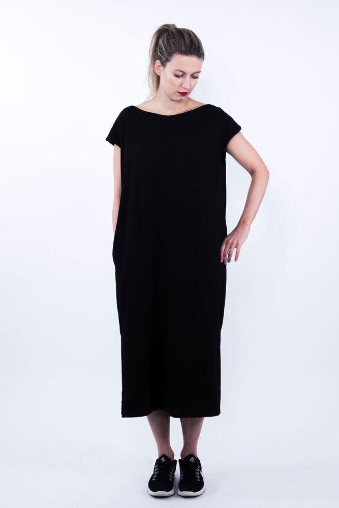 Wear Me Slit Dress-ADVA-MAMOQ