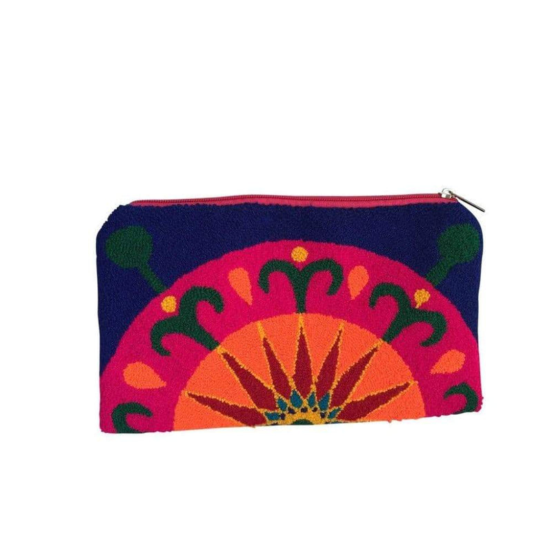 Yurumanguí Clutch Bag-Untold Treasures-MAMOQ