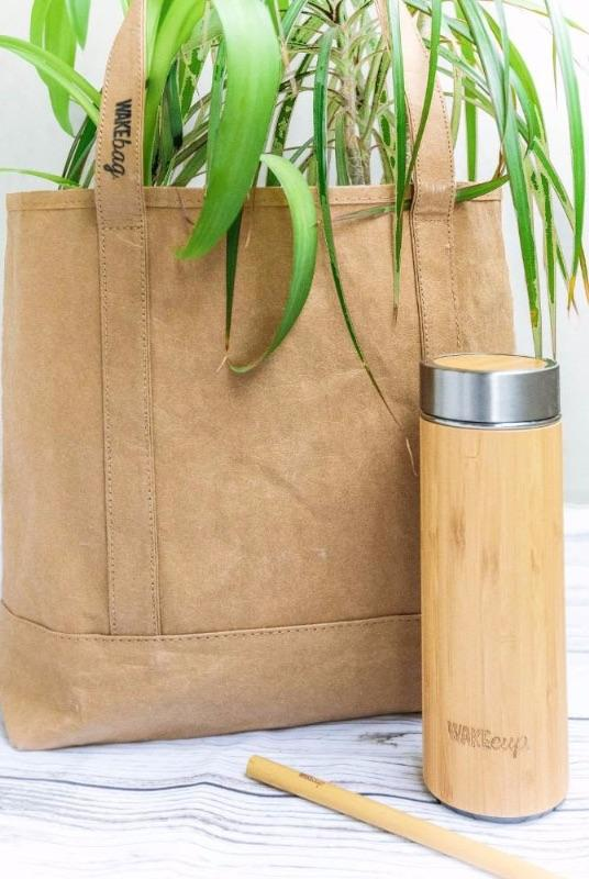 Zero Waste Small Bundle Kit-WAKEcup-MAMOQ