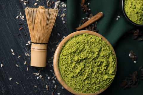 matcha green tea whisk