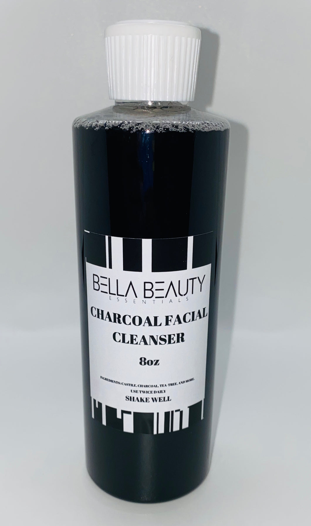 Charcoal Facial Cleanser