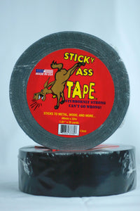 Sticky Ass Tape (Black)