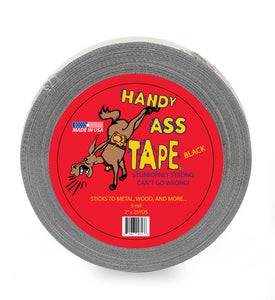 Handy Ass Tape (Black)